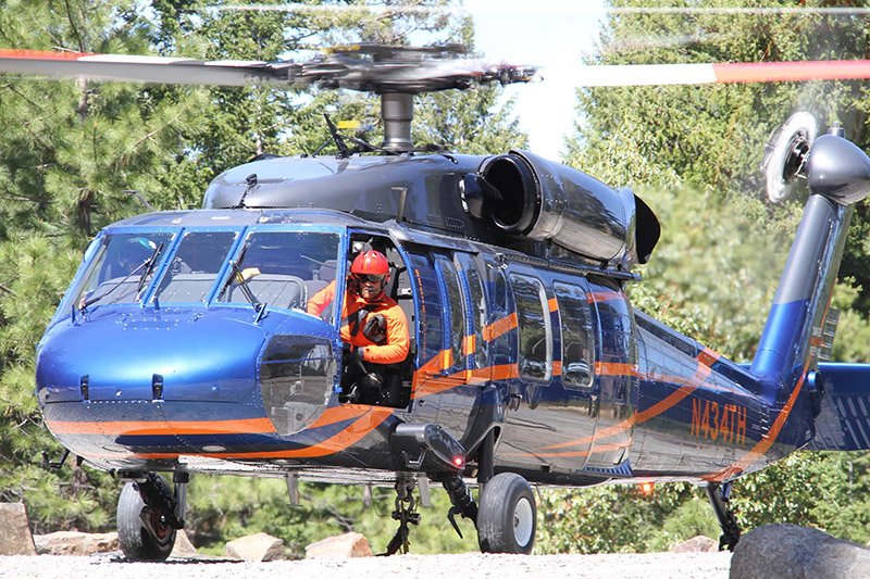 Advice and Adventure from Brian Jorgenson, Timberline Helicopter